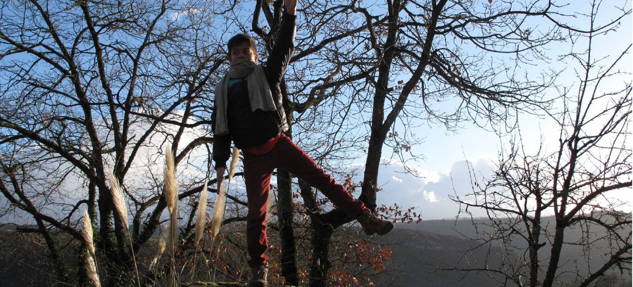 Dessine moi un arbre © Parquet Nomade